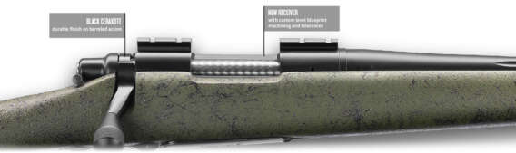 959274 Model 700 NRA Receiver