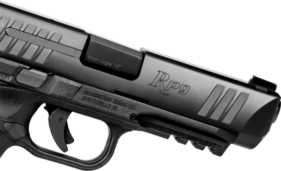 RP9 Feature Specific Trigger and Ejection Port 0 1